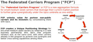 "The Federated Carriers Program (""FCP"")"