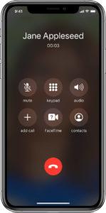 Upco Phone Call