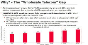 "Why? The ""Wholesale Telecom"" Gap"